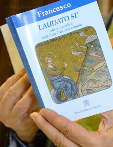 laudato si-photo-afp